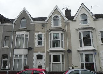Thumbnail 1 bedroom flat for sale in Gwydr Crescent, Uplands, Swansea