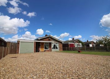 Thumbnail 3 bed bungalow for sale in Kingswood Close, Brooke, Norwich