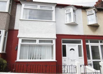 Thumbnail 3 bed property to rent in Saville Road, Liverpool