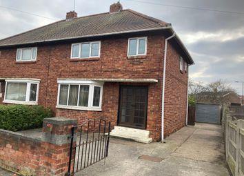 Milton Road, Carcroft, Doncaster DN6. 3 bed semi-detached house for sale