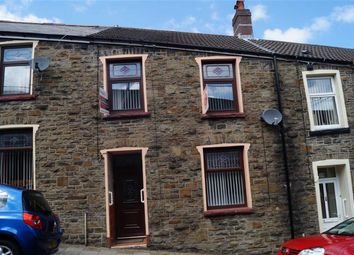 Thumbnail 3 bed terraced house for sale in Mount Pleasant Terrace, Mountain Ash