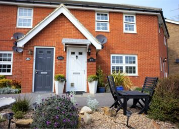 Thumbnail 2 bed flat for sale in Westview Close, Peacehaven