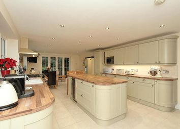 Thumbnail 5 bed detached house for sale in Church Street, Teston, Maidstone