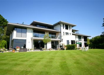 Thumbnail 3 bed flat for sale in Haig Avenue, Canford Cliffs, Poole