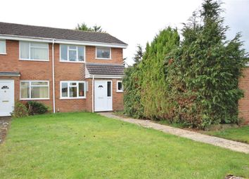 Thumbnail 3 bed end terrace house for sale in Woodhill Drive, Grove, Wantage