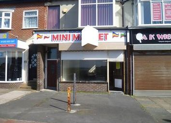 Retail premises to let in 239 Dickson Road, Blackpool FY1