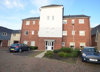 Thumbnail 2 bed flat for sale in Telford Way, Blakelands, Milton Keynes