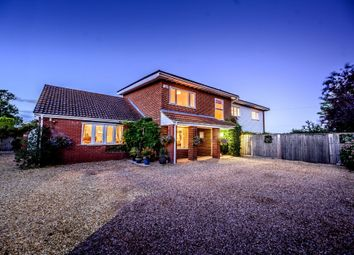 Thumbnail 5 bed detached house for sale in Ling Common Road, North Wootton, King's Lynn