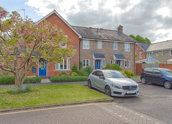 Thumbnail 2 bed terraced house for sale in Millmead Way, Hertford