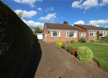 Thumbnail 2 bed detached bungalow for sale in Hollymoor Drive, Chellaston, Derby