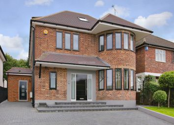 Thumbnail 5 bed detached house for sale in Parklands Drive, London