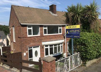 Thumbnail 3 bedroom semi-detached house for sale in Cwmgelli Close, Treboeth, Swansea