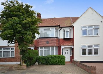 Thumbnail 3 bed terraced house for sale in West Court, North Wembley, Middlesex