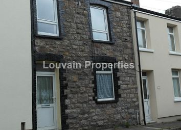 Thumbnail 2 bed terraced house to rent in Park View, Waunlwyd, Ebbw Vale, Blaenau Gwent.