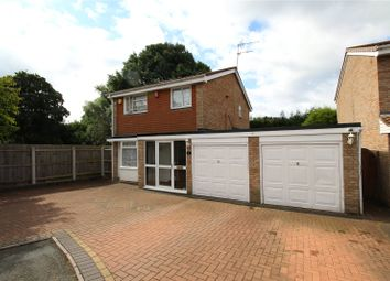 Thumbnail 4 bedroom detached house for sale in Wragby Close, Pendeford, Wolverhampton