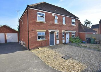 Thumbnail 3 bed semi-detached house for sale in Bodenham Field, Abbeymead, Gloucester