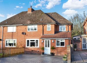 Thumbnail 5 bed semi-detached house for sale in Southend, Cold Ash, Thatcham