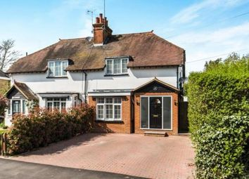Thumbnail 3 bed semi-detached house for sale in Station Road, Stoke D'abernon, Cobham