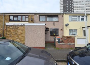Thumbnail 3 bedroom terraced house for sale in Rosher Close, London
