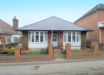 Thumbnail 2 bedroom detached bungalow for sale in Bourne Avenue, Kirkby-In-Ashfield, Nottinghamshire