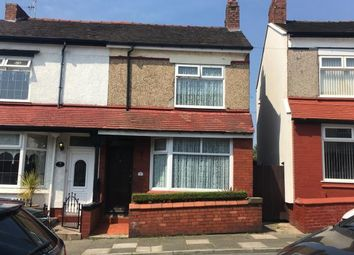 Thumbnail 2 bed semi-detached house for sale in 9 Morley Road, Wallasey, Merseyside