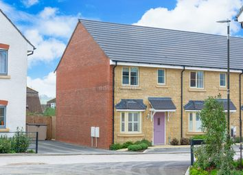 Thumbnail 2 bedroom end terrace house for sale in Boundary Close, Kingswood Village