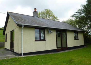 Thumbnail 2 bed detached bungalow to rent in Bittaford, Ivybridge, Devon