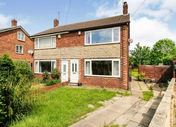 Thumbnail 3 bed semi-detached house for sale in Kirkstall Close, Brinsworth, Rotherham