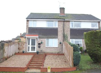Thumbnail 3 bed semi-detached house for sale in High Street, Potterspury, Towcester