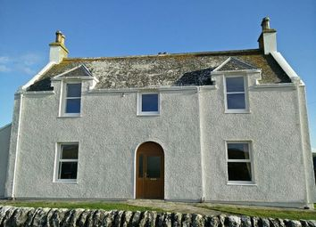 Thumbnail 4 bed detached house for sale in Occumster, Lybster