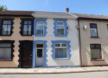 Thumbnail 3 bedroom terraced house for sale in Llewellyn Street, Pontygwaith, Ferndale