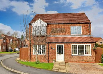 Thumbnail 4 bed detached house for sale in Hallam Close, Barrow-Upon-Humber