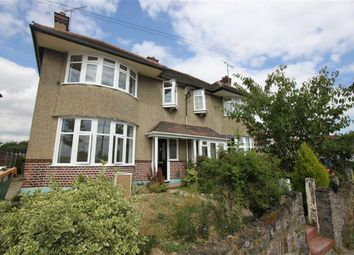 Thumbnail 3 bedroom semi-detached house to rent in Ambleside Drive, Southend On Sea, Essex