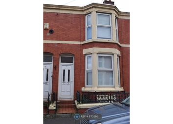 Thumbnail 4 bed terraced house to rent in Adelaide Road, Liverpool