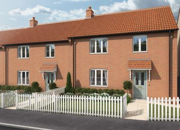 Thumbnail 3 bedroom terraced house for sale in Putton Lane, Chickerell, Weymouth