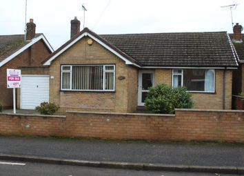 Thumbnail 3 bed detached bungalow for sale in Salisbury Road, Mansfield