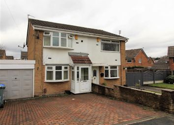 Thumbnail 2 bed semi-detached house for sale in Canterbury Crescent, Middleton, Manchester