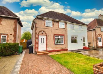 Thumbnail 2 bed semi-detached house for sale in Melchett Crescent, Rudheath, Northwich