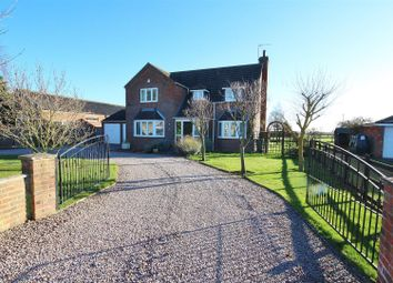 Thumbnail 5 bed detached house for sale in Station Road, Wressle, Selby