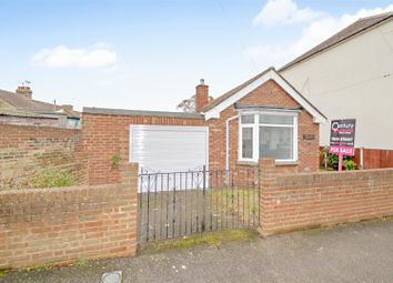 Thumbnail 3 bed detached bungalow for sale in Junction Road, Gillingham