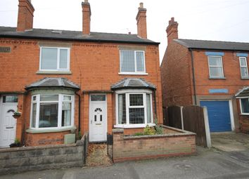 Thumbnail 3 bed end terrace house to rent in London Road, Balderton, Newark, Nottinghamshire.