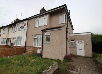 Thumbnail 2 bedroom flat to rent in Lullingstone Avenue, Swanley