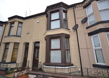 Thumbnail 3 bedroom terraced house for sale in Percy Street, Bootle, Liverpool