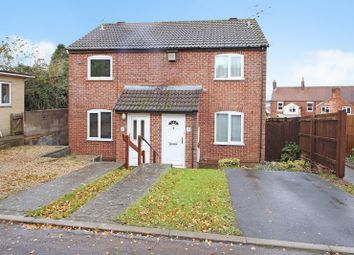 Thumbnail 2 bed semi-detached house for sale in The Tynings, Westbury