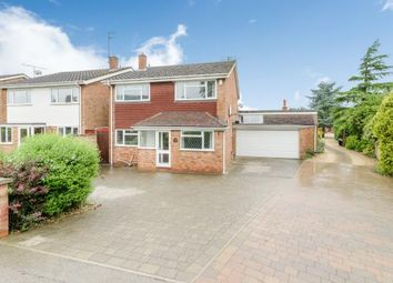 Thumbnail 4 bed detached house for sale in Court Lane, Stevington, Bedford, Bedfordshire