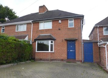 Thumbnail 3 bed property to rent in Moat Lane, Solihull