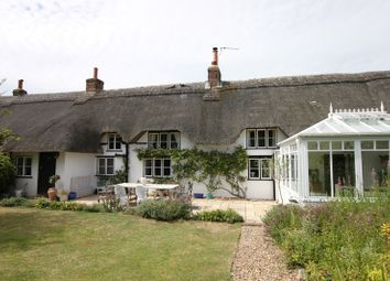 Thumbnail 3 bed cottage for sale in Quarley, Andover, Hampshire