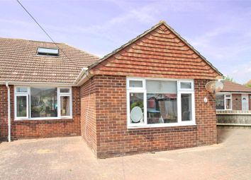 Thumbnail 4 bed semi-detached house for sale in Thatchway Close, Wick, Littlehampton, West Sussex
