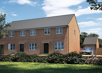 """Thumbnail 3 bedroom mews house for sale in """"The Studland"""" at Carsington Drive, Stoke-On-Trent"""