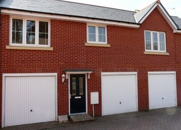 Thumbnail 2 bedroom terraced house to rent in Webbers Way, Tiverton